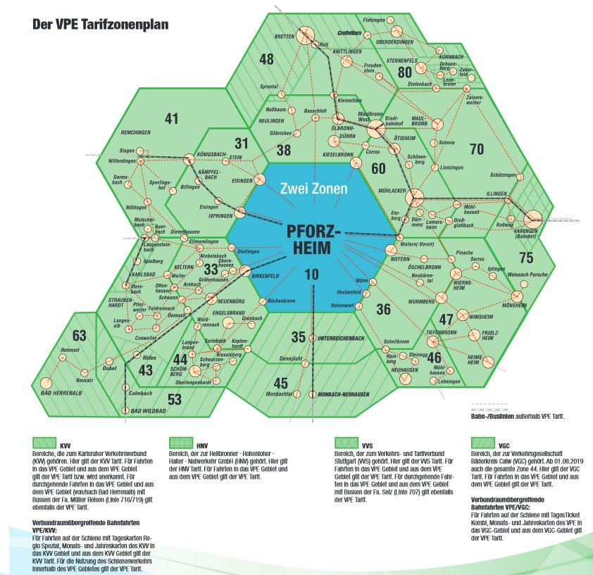 Baden Wurttemberg Karte Db.Tickets Und Tarife Pforzheimfahrtbus